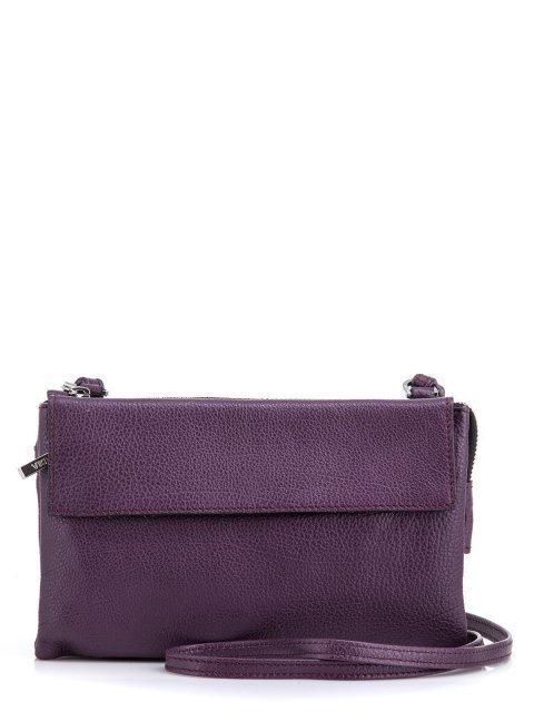 Фиолетовая сумка планшет Arcadia - 4794.00 руб