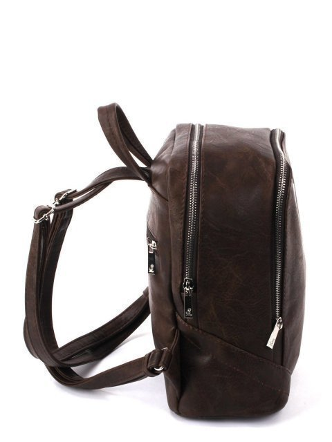 Коричневый рюкзак S.Lavia (Славия) - артикул: 677 512 02 - ракурс 2