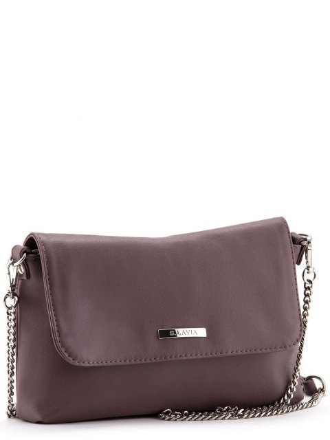 Сиреневая сумка планшет S.Lavia (Славия) - артикул: 917 910 06 - ракурс 2