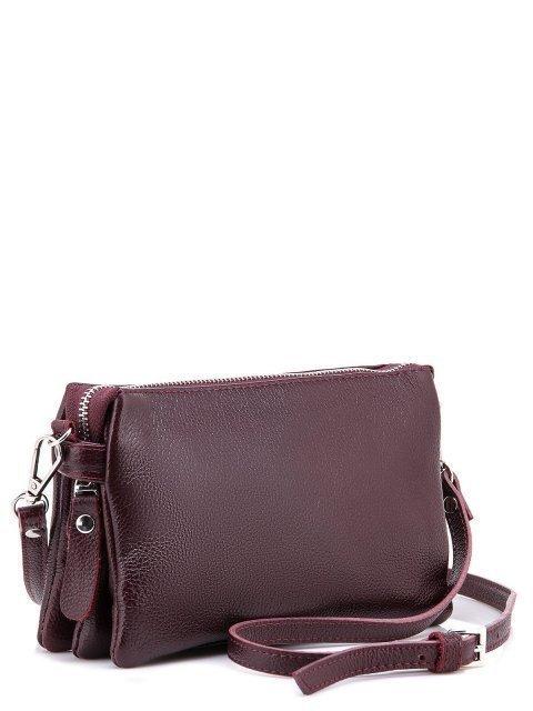 Бордовая сумка планшет S.Lavia (Славия) - артикул: 0027 13 03 - ракурс 2