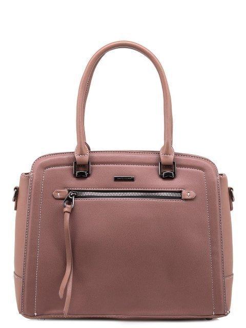 Бежевая сумка классическая David Jones - 1450.00 руб