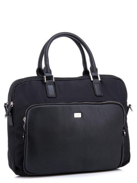 Чёрная сумка классическая David Jones (Дэвид Джонс) - артикул: К0000034175 - ракурс 1