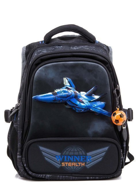 Чёрный рюкзак Winner - 2799.00 руб