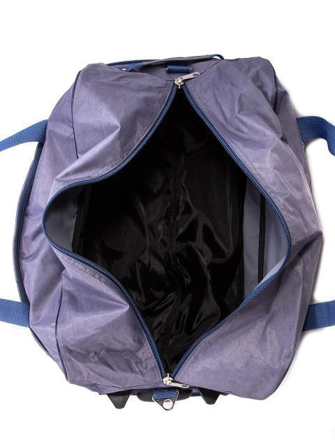 Серый чемодан Lbags (Эльбэгс) - артикул: К0000018622 - ракурс 5