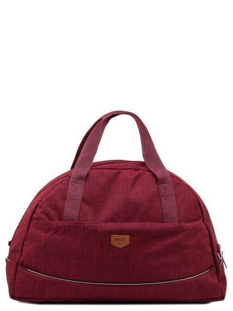 Бордовая дорожная сумка Lbags - 1199.00 руб