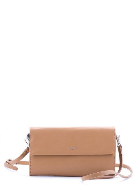 Рыжая сумка планшет David Jones - 447.00 руб