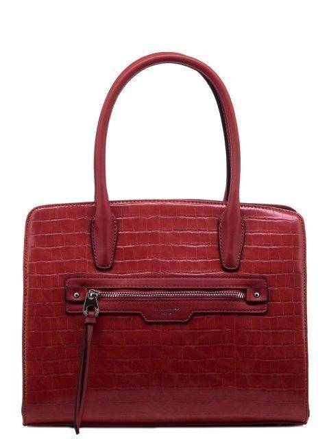 Красная сумка классическая David Jones - 959.00 руб