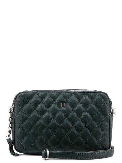 Зелёная сумка планшет David Jones - 1150.00 руб