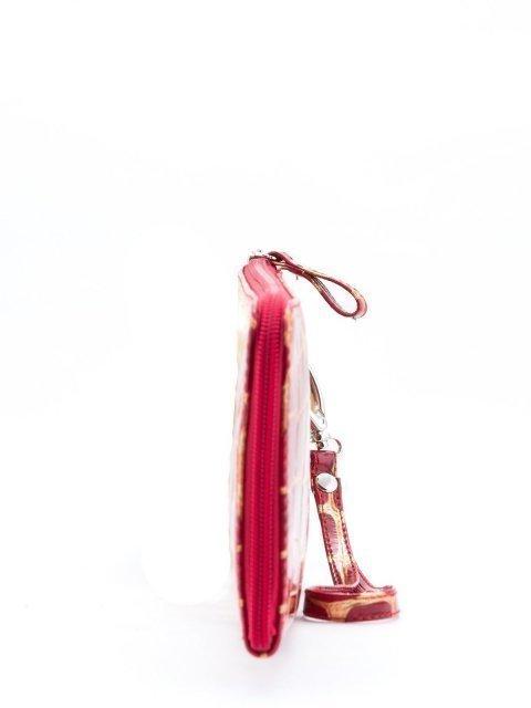 Красная сумка планшет S.Lavia (Славия) - артикул: 592 24 04 - ракурс 2