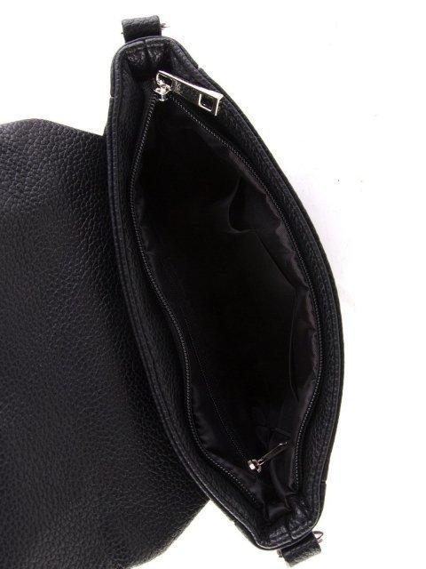 Чёрная сумка планшет S.Lavia (Славия) - артикул: 818 902 01 - ракурс 5