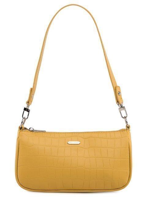Жёлтая сумка планшет David Jones - 1899.00 руб