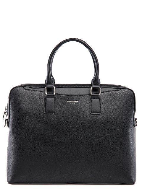 Чёрная сумка классическая David Jones - 3199.00 руб