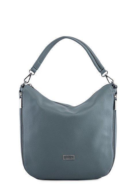 Голубая сумка мешок Fabbiano - 3499.00 руб