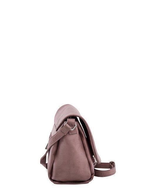 Сиреневая сумка планшет S.Lavia (Славия) - артикул: 1067 601 60 - ракурс 2