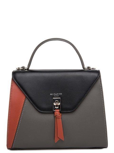 Чёрный портфель David Jones - 2159.00 руб