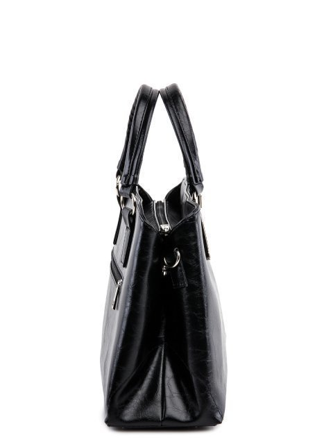 Чёрная сумка классическая S.Lavia (Славия) - артикул: 743 873 01 - ракурс 2