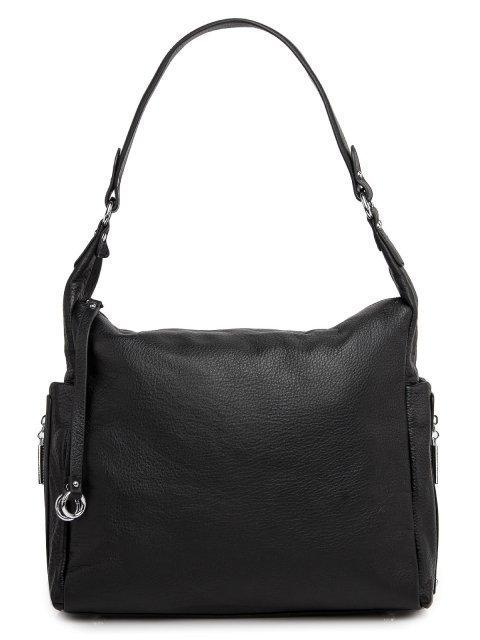 Чёрная сумка мешок Polina - 5799.00 руб