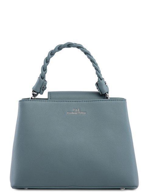 Голубая сумка планшет Polina - 2799.00 руб