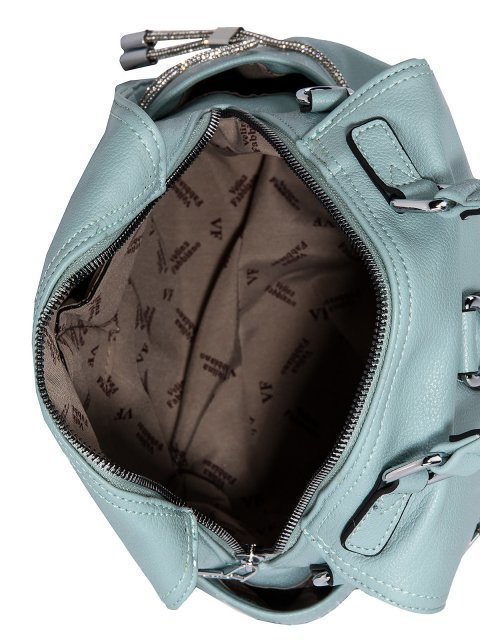 Мятный рюкзак Fabbiano (Фаббиано) - артикул: 0К-00023737 - ракурс 4