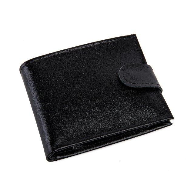 Чёрное портмоне Кайман - 999.00 руб