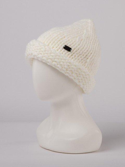 Белая шапка Gracia - 899.00 руб