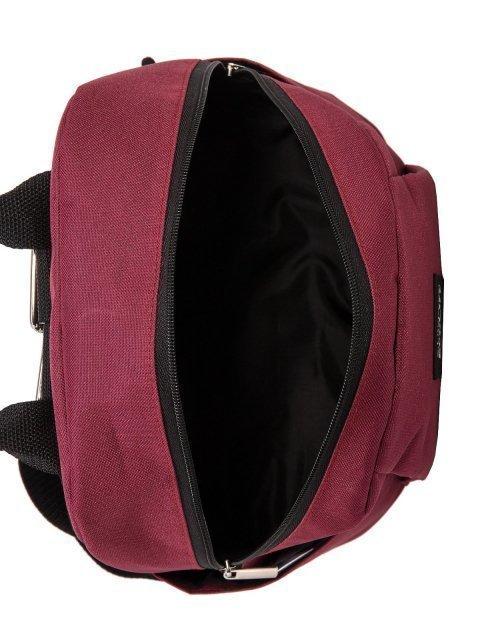Бордовый рюкзак S.Lavia (Славия) - артикул: 00-75 000 03 - ракурс 4