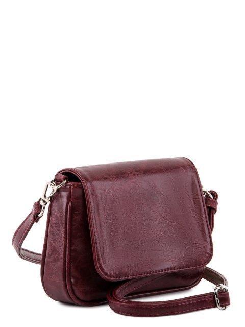 Бордовая сумка планшет S.Lavia (Славия) - артикул: 1115 873 03 - ракурс 1