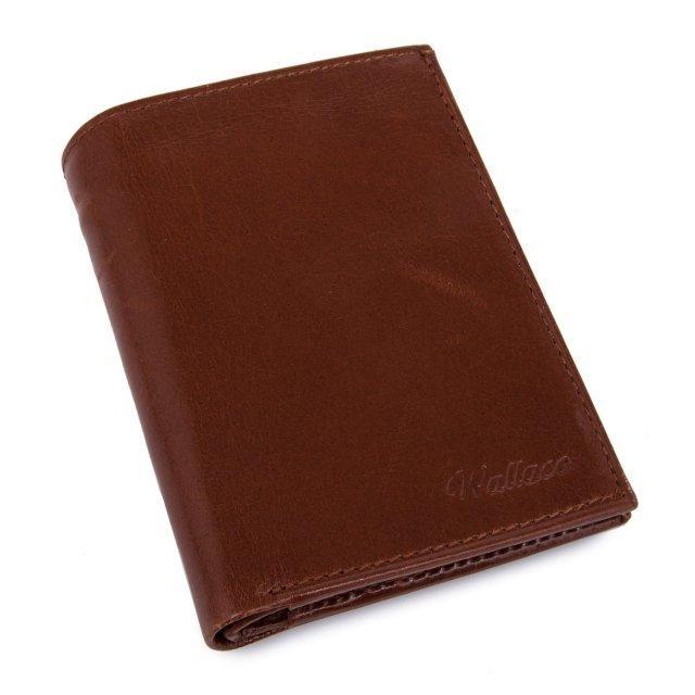 Рыжий бумажник Wallace - 1469.00 руб