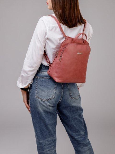 Коричневый рюкзак S.Lavia (Славия) - артикул: 965 598 12 - ракурс 6