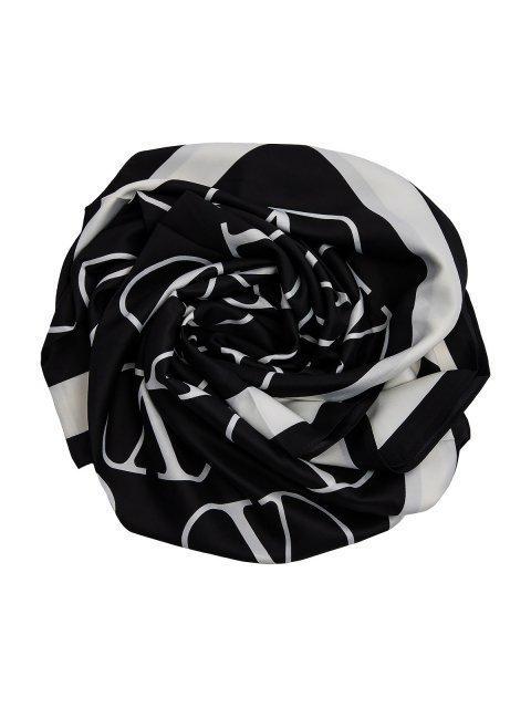 Чёрный платок Палантин - 550.00 руб