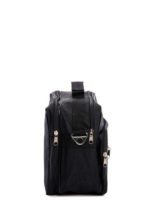 Чёрная сумка классическая S.Lavia (Славия) - артикул: 0К-00004879 - ракурс 2