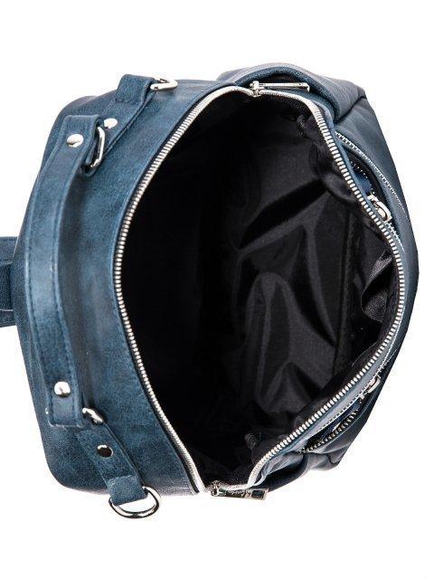 Синий рюкзак S.Lavia (Славия) - артикул: 1215 886 70 - ракурс 4