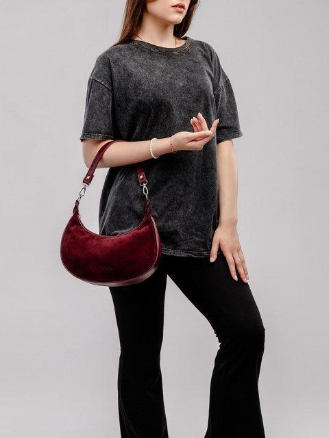 Чёрная сумка мешок S.Lavia (Славия) - артикул: 1237 99 01 - ракурс 5