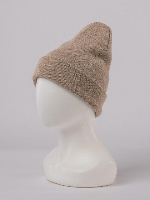 Бежевая шапка Gracia - 599.00 руб