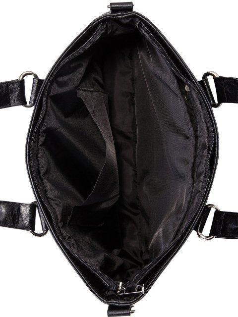 Чёрная сумка классическая S.Lavia (Славия) - артикул: 355 048 01 - ракурс 4
