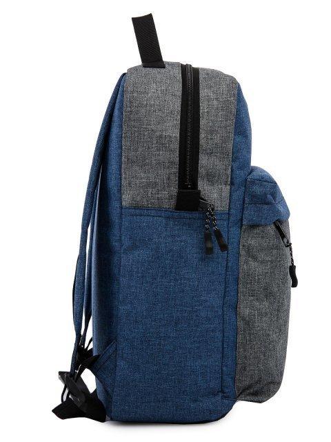 Синий рюкзак S.Lavia (Славия) - артикул: 00-101 00 70 - ракурс 2