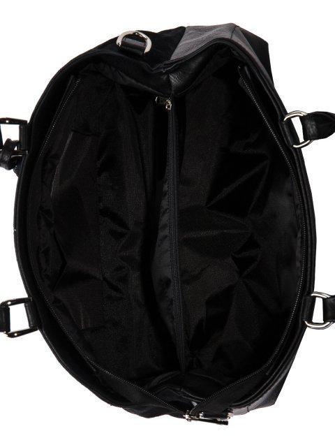 Чёрная сумка классическая S.Lavia (Славия) - артикул: 970 99 01 - ракурс 4