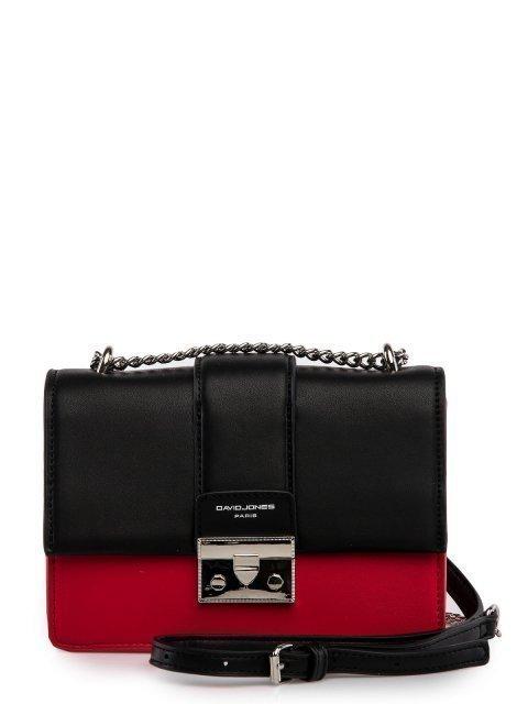 Красная сумка планшет David Jones - 1499.00 руб