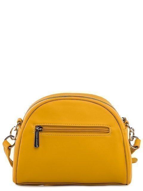 Жёлтая сумка планшет David Jones (Дэвид Джонс) - артикул: 0К-00026291 - ракурс 3