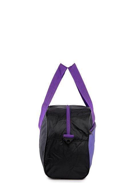 Фиолетовая дорожная сумка Across (Across) - артикул: 0К-00027496 - ракурс 2