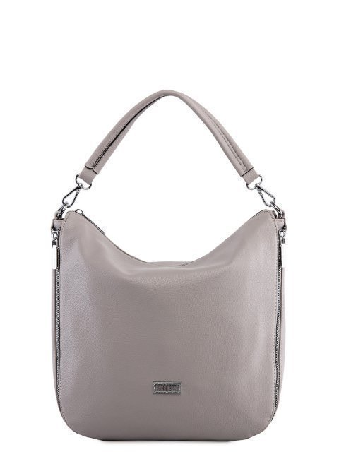 Серая сумка мешок Fabbiano - 3499.00 руб