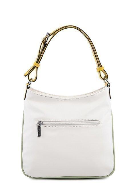 Белая сумка мешок Fabbiano (Фаббиано) - артикул: 0К-00026939 - ракурс 3