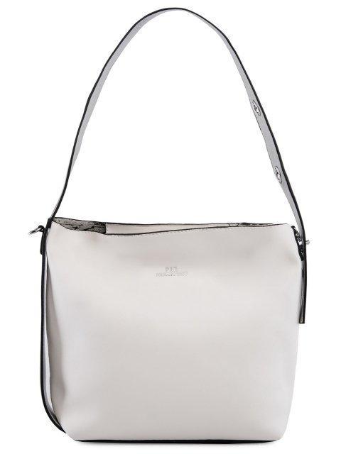 Белая сумка мешок Polina - 3199.00 руб