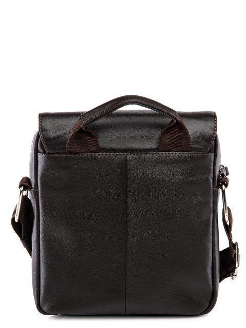 Коричневая сумка планшет S.Lavia (Славия) - артикул: 0053 10 12 - ракурс 3