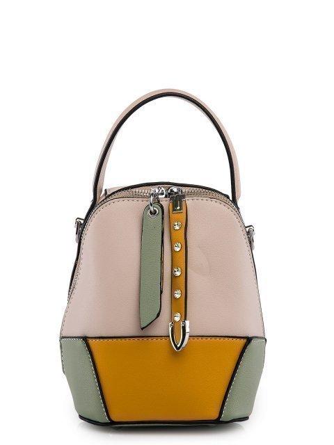 Бежевая сумка планшет Polina - 2699.00 руб