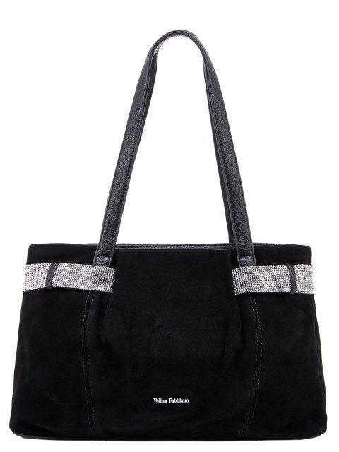 Чёрная сумка классическая Fabbiano - 2009.00 руб