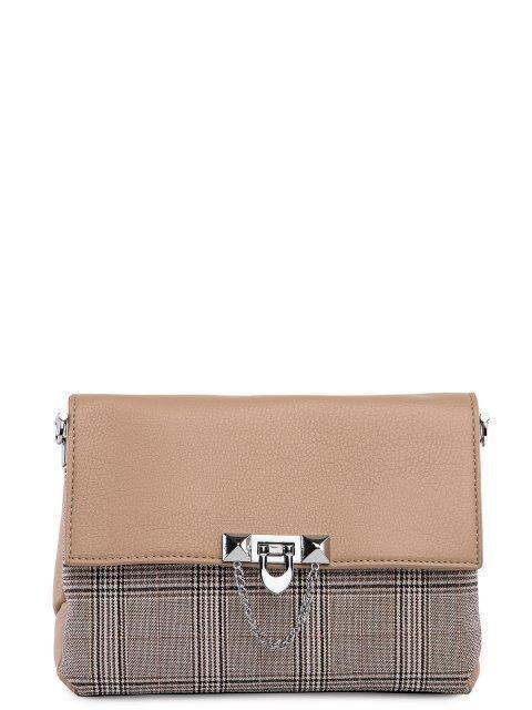 Бежевая сумка планшет Polina - 2399.00 руб
