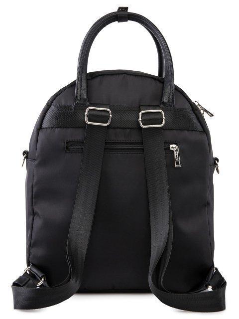 Чёрный рюкзак S.Lavia (Славия) - артикул: 00-111 40 01 - ракурс 3