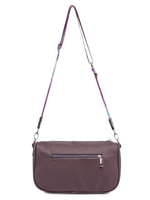 Сиреневая сумка планшет S.Lavia (Славия) - артикул: 1207 902 60 - ракурс 4