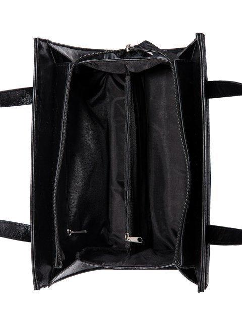Чёрная сумка классическая S.Lavia (Славия) - артикул: 711 048 01 - ракурс 5